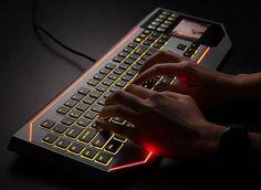 Star Wars: The Old Republic Gaming Keyboard by Razer…