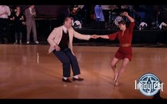 Awesome. Especially wild 2nd part. Lindyfest 2014 - Lindy Hop Finals