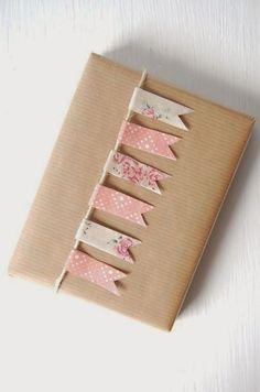 10 ideas para decorar tu boda con washi-tape