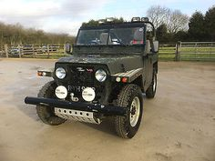 LAND ROVER SERIES 2a LIGHTWEIGHT 1969 ORIGINAL 2a VERY GOOD PROJECT RARE CAR 2