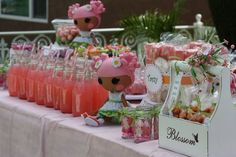 lalaloopsy birthday party ideas