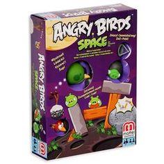 Angry Birds, Space, gra zręcznościowa-Mattel