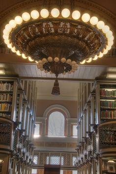 The Millicent Library, Fairhaven, Massachusetts