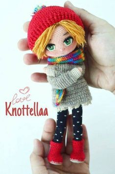 Mesmerizing Crochet an Amigurumi Rabbit Ideas. Lovely Crochet an Amigurumi Rabbit Ideas. Crochet Diy, Crochet Amigurumi, Crochet Doll Pattern, Amigurumi Doll, Amigurumi Patterns, Crochet Crafts, Doll Patterns, Crochet Projects, Crochet Patterns