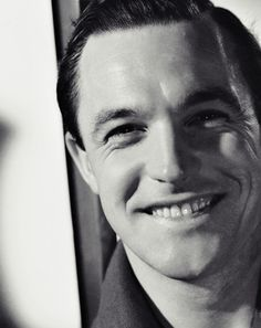 The beautiful smile of Gene Kelly