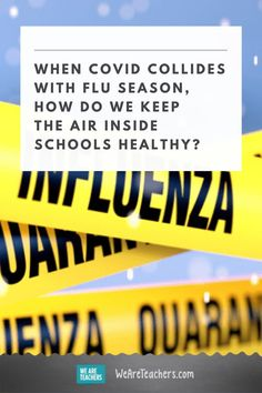 When COVID Collides With Flu Season, How Do We Keep the Air Inside Schools Healthy? As we enter winter amidst a pandemic, many of us wonder how to step-up our hygiene solutions. The answer may be air purifiers for schools.