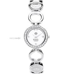 Ladies Royal London The Starlet Sparkle Watch 20127-01