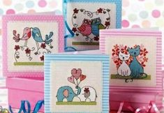 Valentine cards part 2 free cross stitch patterns Cross Stitch Owl, Small Cross Stitch, Cross Stitch Cards, Cross Stitch Animals, Cross Stitch Designs, Cross Stitching, Cross Stitch Embroidery, Cross Stitch Patterns, Cross Stitch Collection