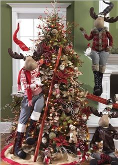2014-raz-owl-be-home-for-christmas-tree