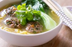 Dumpling and Noodle Soup » cake crumbs & beach sand
