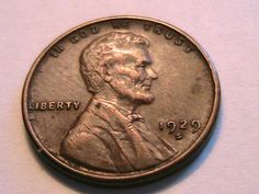 Fine 1927 Lincoln Wheat Penny