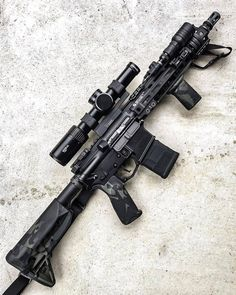 Tactical Rifles, Firearms, Shotguns, Weapons Guns, Guns And Ammo, Ar Rifle, Ar Pistol, Battle Rifle, Custom Guns