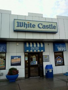 You haven't lived until you've killed a sack of White Castle burgers.  My childhood location was with my friend in the Bronx, NY.  The fries only come in one size!