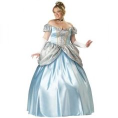 Princess Plus Size Costumes - Halloween Plus Size Costumes For Women