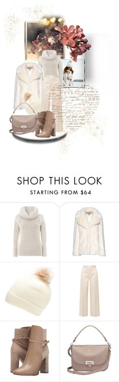 """Winter warm"" by julidrops ❤ liked on Polyvore featuring WALL, Mint Velvet, STELLA McCARTNEY, Woolrich, The Row, Burberry and Aspinal of London"