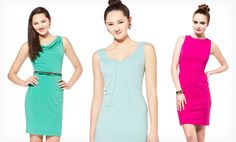 Muse Spring Dresses Deal of the Day   Groupon