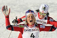 Therese Johaug & Marit Bjørgen