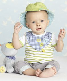 Mothercare Fisherman Hat. Our summery fisherman's hat is just the thing to help keep your little one cool and shaded this summer.