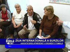 Ziua internationala a surzilor Content, Youtube, Fictional Characters, Fantasy Characters, Youtube Movies