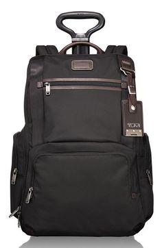 Free shipping and returns on Tumi  Alpha Bravo - Lemoore  Wheeled Backpack  (21 e0b153250f8e0