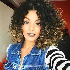 Short Natural Curly Hairstyles Alluring 30 Cool Short Naturally Curly Hairstyles  Hair Ideaskara