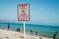dirty beaches to avoid