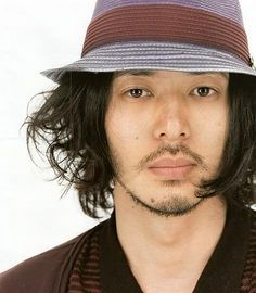 オダギリジョーjoe_odagiri Jo In Sung, Pretty Boys, Panama Hat, Hairstyle, Singer, Actors, Guys, Celebrities, People
