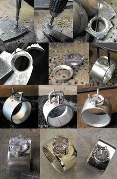 H-Customs Kamera Cam Ohrringe Ohrschmuck Anh/änger Silber Metall