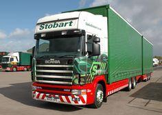 Stobart Scania