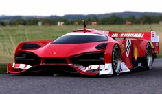 The Ferrari is rumoured to complete its own Le Mans prototype by 2015