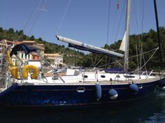 Explore the Ionian Sea with your Yacht and Skipper