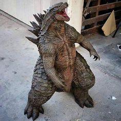 Godzilla 2014 by Hector Arce and Ernie Galvez - Imgur