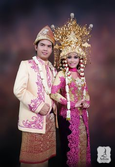 South Sulawesi, Indonesian wedding (the bride)