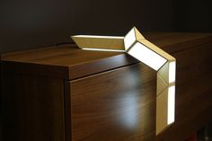 5+5 Lamp by Oikimus Maria and Ivan Zverev