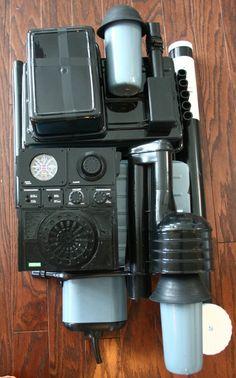 Star Wars Gadgets, Star Wars Backpack, Pack Meeting, Mandalorian Cosplay, Imperial Stormtrooper, Sci Fi Armor, Star Wars Images, A New Hope, Clone Trooper