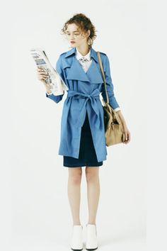 turno jeana 2014SS coordinate from Vol.1  model:Bianka