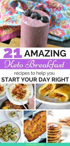 Keto Breakfast Recipes #keto #lowcarb #breakfast