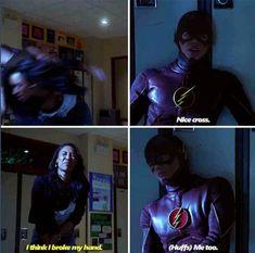 The Flash - Barry and Iris #1x06 #Season1
