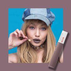 jpgClick image to close this window Jiji Hadid, Gigi Hadid Maybelline, Model Magazine, Makeup Brands, Bella Hadid, Supermodels, Girly, Stylish, Outfits