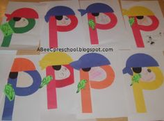 Letter P is for Pirate with Polly Parrot A, Bee, C, Preschool