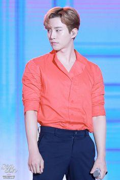 Junho〔HQver〕 ジュノ、DMC Fes. K-Pop Super Concert 2015/09 の画像|check's Diary ⅱ ♡ 2PM