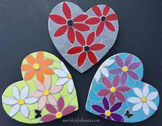 #mosaic #hearts Available to order #art #arttobuy #buyart #presents #giftideas #bespoke #handmade #originalart #mosaics