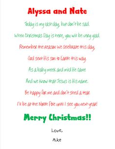 Printable letter to santa madlib projects to try pinterest today is the last day we will have our elf on the shelf mike spiritdancerdesigns Image collections