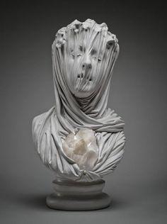 Un voile sur des bustes de marbre Statue Ange, Contemporary Artists, Lion Sculpture, Drawings, Giuseppe Sanmartino, Italian Artist, Anatomy Art, Stippling, Beautiful Life