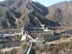 Juyong Pass of Great Wall, China