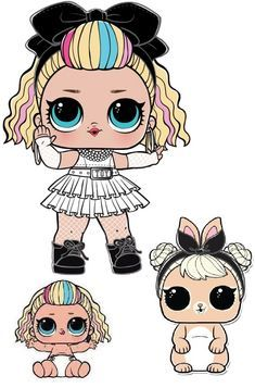 "Картинки по запросу ""tokio dollie lol""   modeller   Muñecas lol, Lol y Muñecas lol surprise Kawaii Drawings, Cute Drawings, Drawing Sketches, Chibi Kawaii, Doll Party, Lol Dolls, Anime Art Girl, Pictures To Draw, Slime"