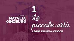 Natalia Ginzburg - Le piccole virtù (Michela Cescon) / Ad Alta Voce (2016) - Rai Radio 3