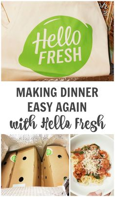 Dinner can be hard when you're a busy mom. There are so many steps to getting  food on the table and everyone fed. Thank goodness for my latest find -  Hello Fresh. The quality ingredients, the ease, and the food are all reasons why mom's should try their meals. This post shares our family review as well as provides a discount for your first shipment!