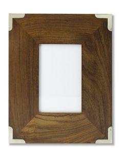 Sheesham Wood Frame #WilliamsSonoma