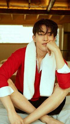 Nam Joo Hyuk 💕 shared by on We Heart It Nam Joo Hyuk Lee Sung Kyung, Jong Hyuk, Lee Jong, Korean Model, Asian Actors, Korean Actors, One Yg, Swag Couples, Weight Lifting